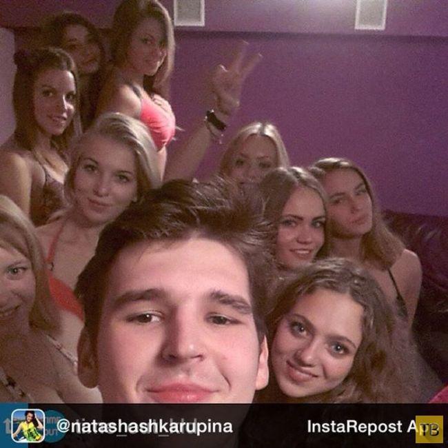 Студенческий конкурс красоты в Калининграде вызвал скандал (27 фото)