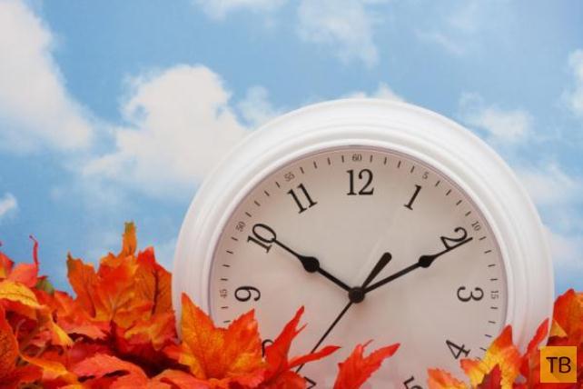 Поразительные факты о времени (7 фото)