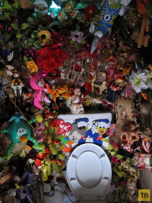 Топ 24: Самые красивые туалеты (24 фото)
