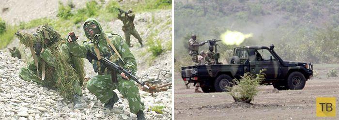 Отличия американского и российского спецназа (10 фото)