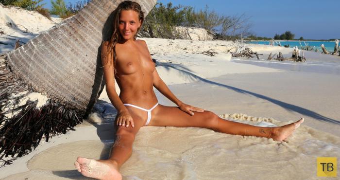 Tagged Beach Katya Clover Mango Xmoviesforyou 1