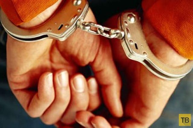 Удивительные факты о преступности в разных странах мира (18 фото)