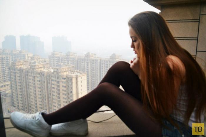 Россию на конкурсе «Мисс мира – 2014» представит Анастасия Костенко (10 фото)