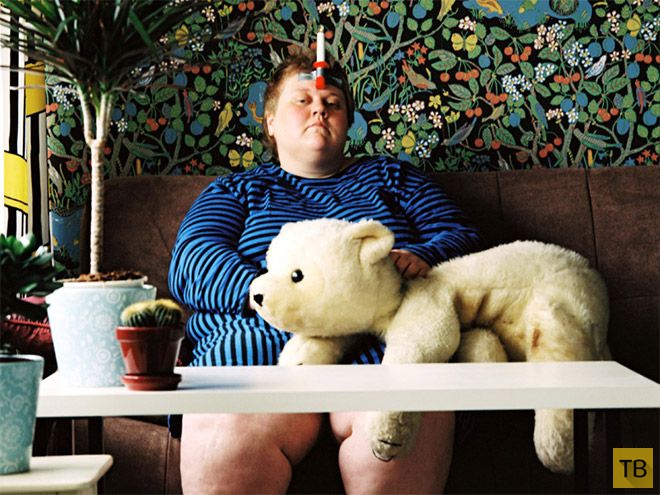 Анти-селфи от талантливой и перспективной финской художницы Лиу Сусирая (16 фото)