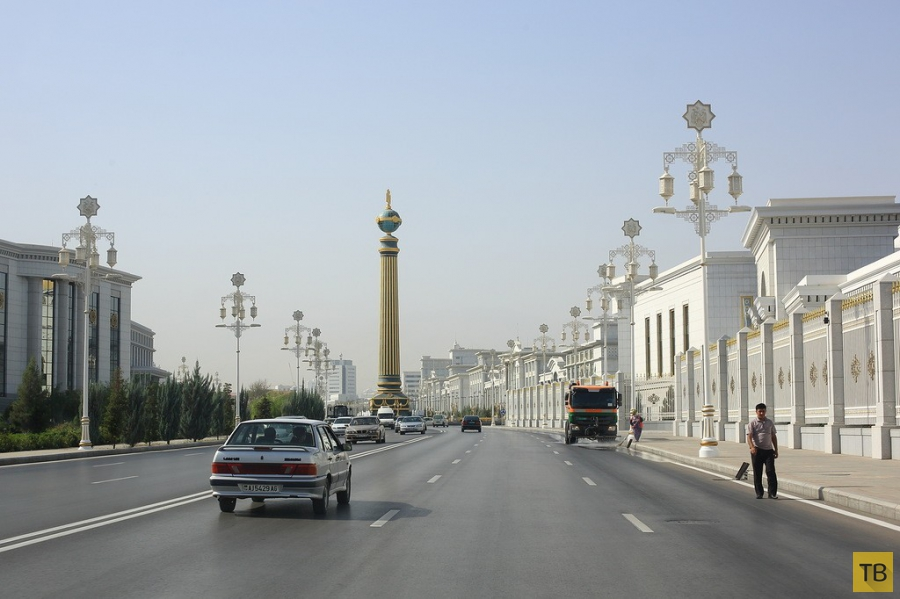 Ашхабад сегодня (30 фото)