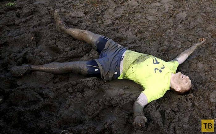 Любители грязи из Манчестера (14 фото)