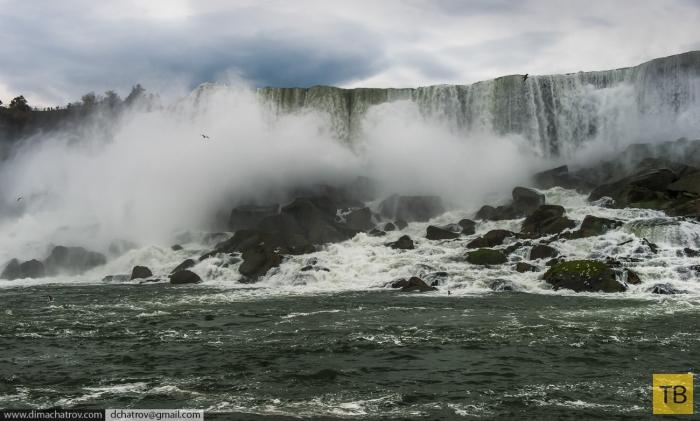 Ниагарский водопад (11 фото)