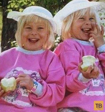 Тюнингованные силиконовые близняшки (15 фото)