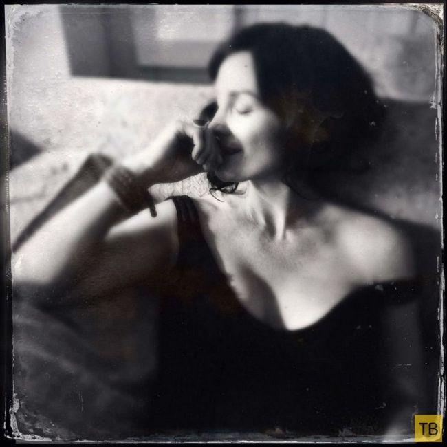Свежие фото Керри-Энн Мосс (10 фото)