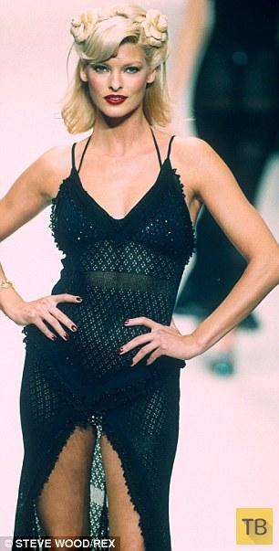 Как сейчас выглядит одна из самых знаменитых моделей 1990-х годов - Линда Евангелиста (7 фото)