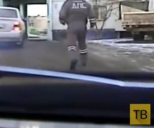 Полиция задержала пьяного водителя... ДТП в г. Иркутск