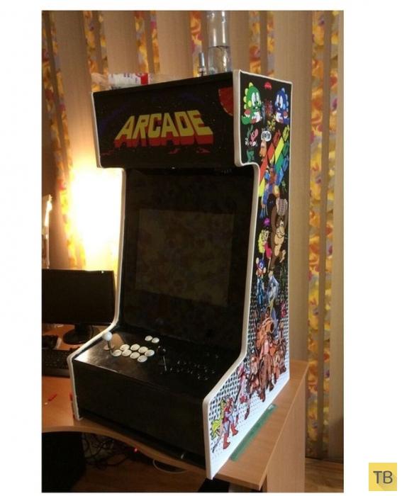 Игровой автомат своими руками (22 фото)