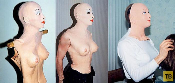 Самые странные и распространенные сексуальные отклонения (18 фото)
