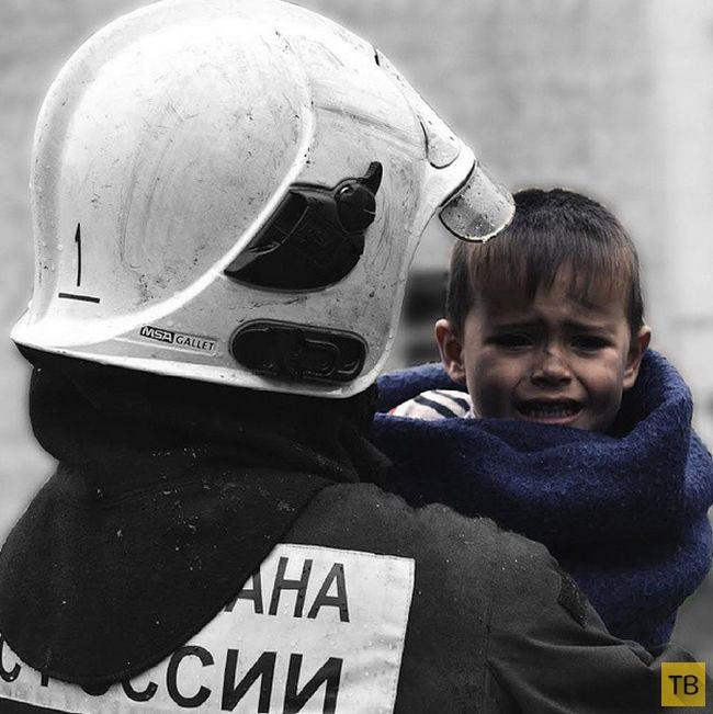 Подборка фотографий из Instagram МЧС России (40 фото)