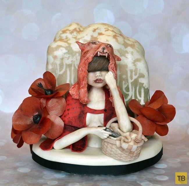 Самые креативные торты, которые жалко есть (34 фото)