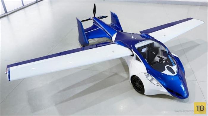 Аэромобиль 3.0 (9 фото)