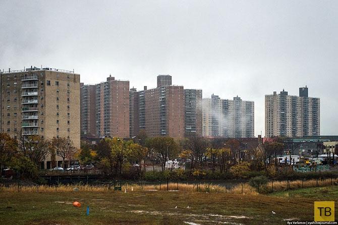 Прогулка по самым русским районам Нью-Йорка (28 фото)