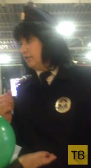 Хамство полиции Домодедово
