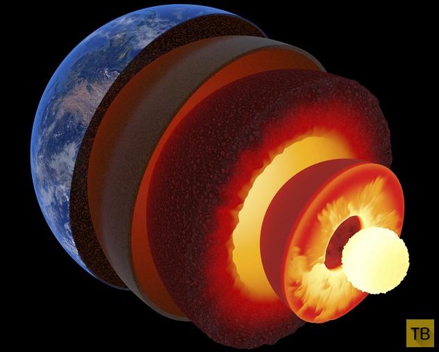 Невероятные факты о планете Земля (9 фото)