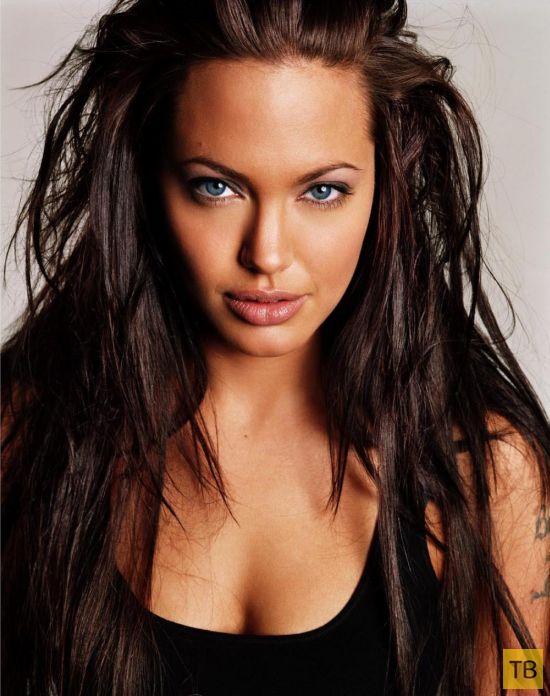 Топ 7: Самые привлекательные актрисы Голливуда (21 фото)