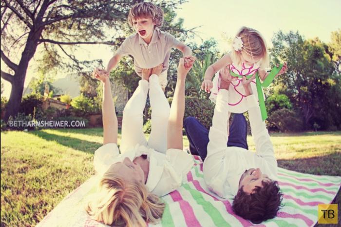 Семья - лучшее, что у нас есть (20 фото)