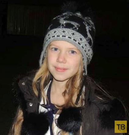 9-летняя школьница Наташа Камнева спасла ребенка из воды (12 фото)