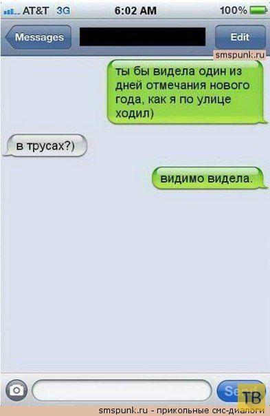 Прикольные СМС-сообщения (17 фото)