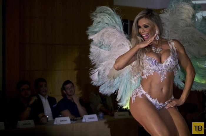 Победительницы конкурса Miss Bumbum 2014 (13 фото)