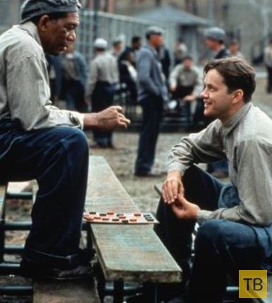 Герои фильма «Побег из Шоушенка» 20 лет спустя (2 фото)