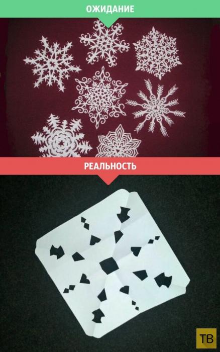 Зима - ожидание и реальность (14 фото)