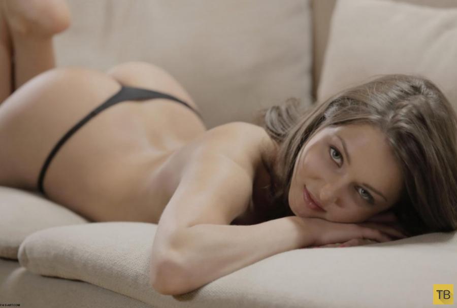 Лапуля-красотуля на диване (21 фото)